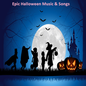 Epic Halloween Music & Songs icon