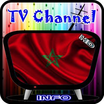Info TV Channel Morocco HD apk screenshot