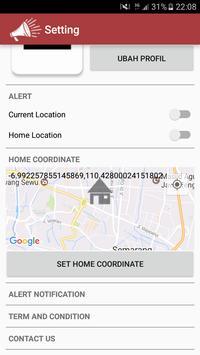 Semarang Disaster Alert apk screenshot
