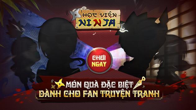 Ninja Đại Chiến poster