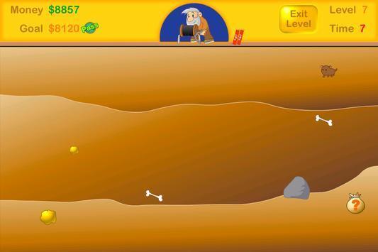 Gold Miner screenshot 2