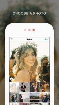 askAI for Instagram captura de pantalla de la apk