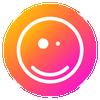 Emolfi empathic selfie cam😊😞 أيقونة