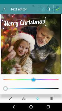 Новогодние Фоторамки 🎄 🎅 скриншот приложения