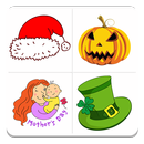 Holiday Sticker Pack APK