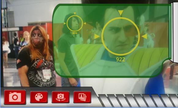 Scouter Power pro screenshot 2
