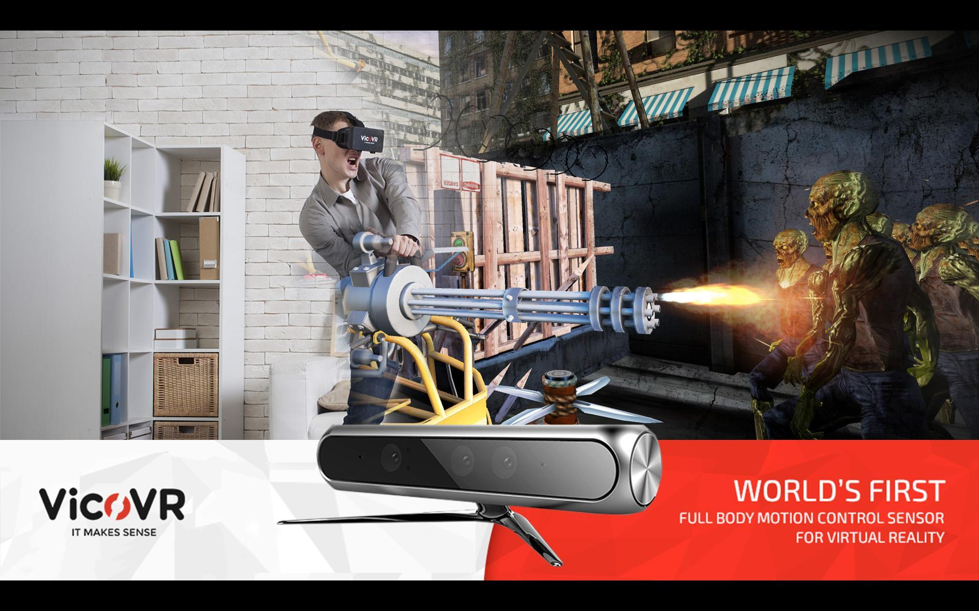 The Lost Future: VR Shooter for Android - APK Download