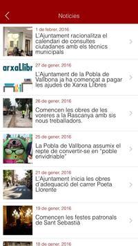La Pobla Info screenshot 3