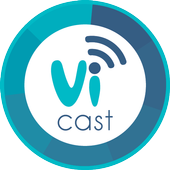 ViCast - Chromecast Player icon