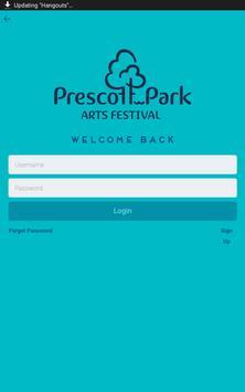 Prescott Park Online Ordering apk screenshot