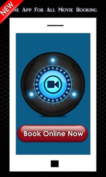 Movie Tickets Booking free App poster