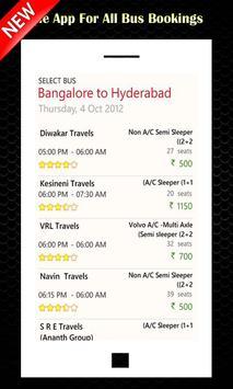 Bus Ticket Booking Free App apk screenshot