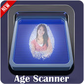 Scanner for Age and bp test it is Prank free app icon