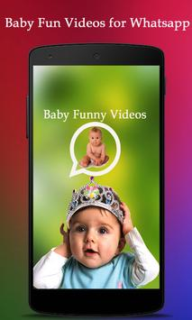 Funny Videos for Kids Whatsapp poster