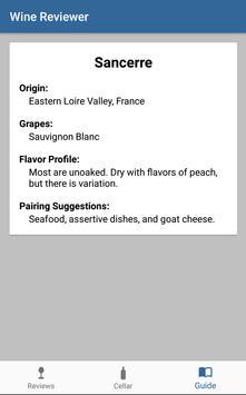 Wine Reviewer screenshot 3