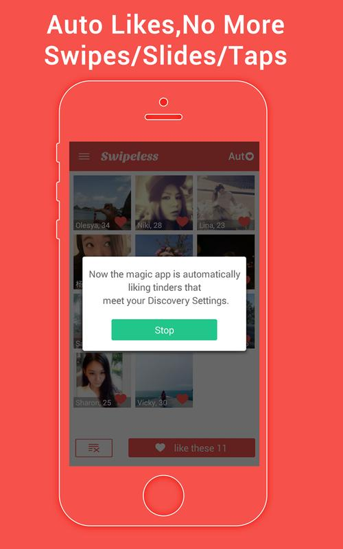 Auto liker tinder app dating 2