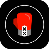 boxing interval timer-icoon