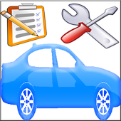 Vehicle Care and Sites icon