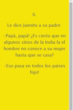 Los Mejores Chistes De Jaimito screenshot 2