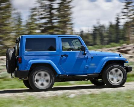 Themes Jeep Wrangler Sahara apk screenshot