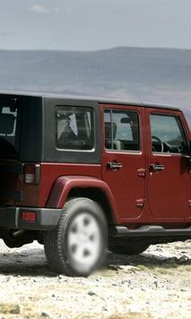 Themes Jeep Wrangler Sahara poster