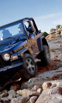 Themes Jeep Wrangler Sport poster
