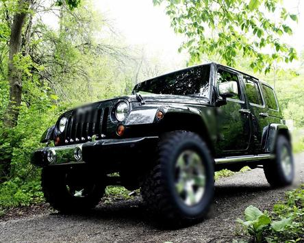 Themes Jeep Wrangler Unlimited apk screenshot