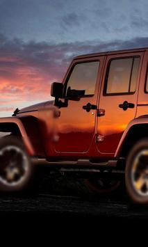 Themes Jeep Wrangler Unlimited poster
