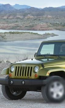Themes Jeep Wrangler poster