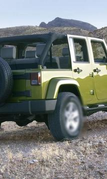 Themes Jeep Wrangler apk screenshot