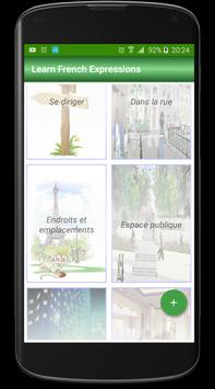 Learn French English Expressions screenshot 2