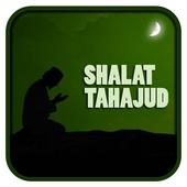 Shalat Sunah Tahajud icon