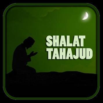 Shalat Sunah Tahajud poster