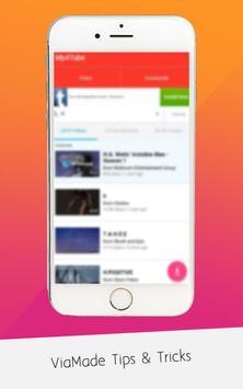 Guide ViaMade HDVid Downloader apk screenshot