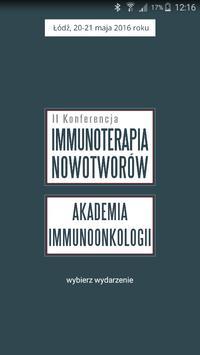 Immunoterapia nowotworów poster