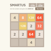 SMARTUS Puzzle Game 2048 icon