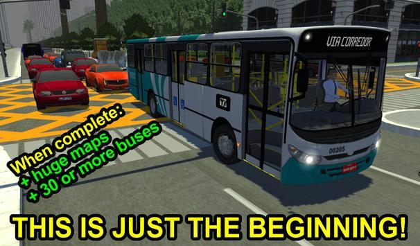 Proton Bus Simulator (BETA) apk screenshot