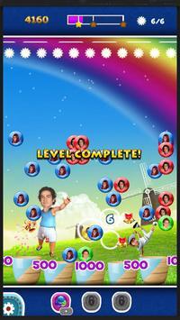 Rebelde Nuevo Bubble Crush apk screenshot