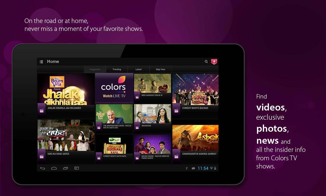 ColorsTV for Android - APK Download