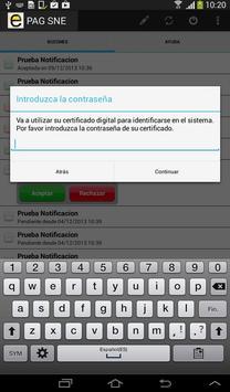 Notificaciones Electrónicas screenshot 16