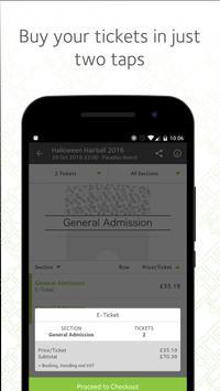 viagogo Tickets apk screenshot