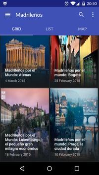 Spanish around the world apk screenshot