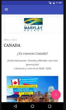 Viajes Marplay poster