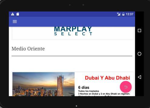 Viajes Marplay screenshot 6