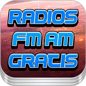 Radio FM AM Gratis Estaciones de Musica Emisoras icon