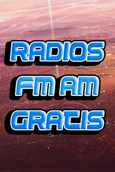 Radio FM AM Gratis Estaciones de Musica Emisoras screenshot 5