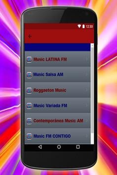 Radio FM AM Gratis Estaciones de Musica Emisoras screenshot 2
