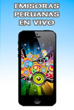 Radios Peruanas en Vivo Emisoras gratis screenshot 3