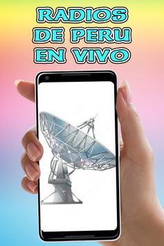 Radios Peruanas en Vivo Emisoras gratis screenshot 6