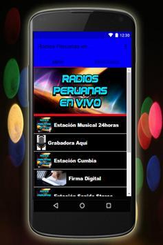 Radios Peruanas en Vivo Emisoras gratis screenshot 7